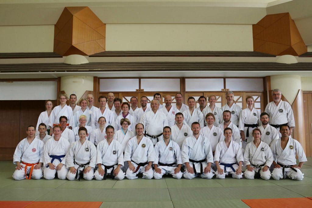 Sommercamp Okinawa 2014
