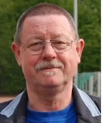 """Dieter Unterberger (""""Maskottchen"""")"""