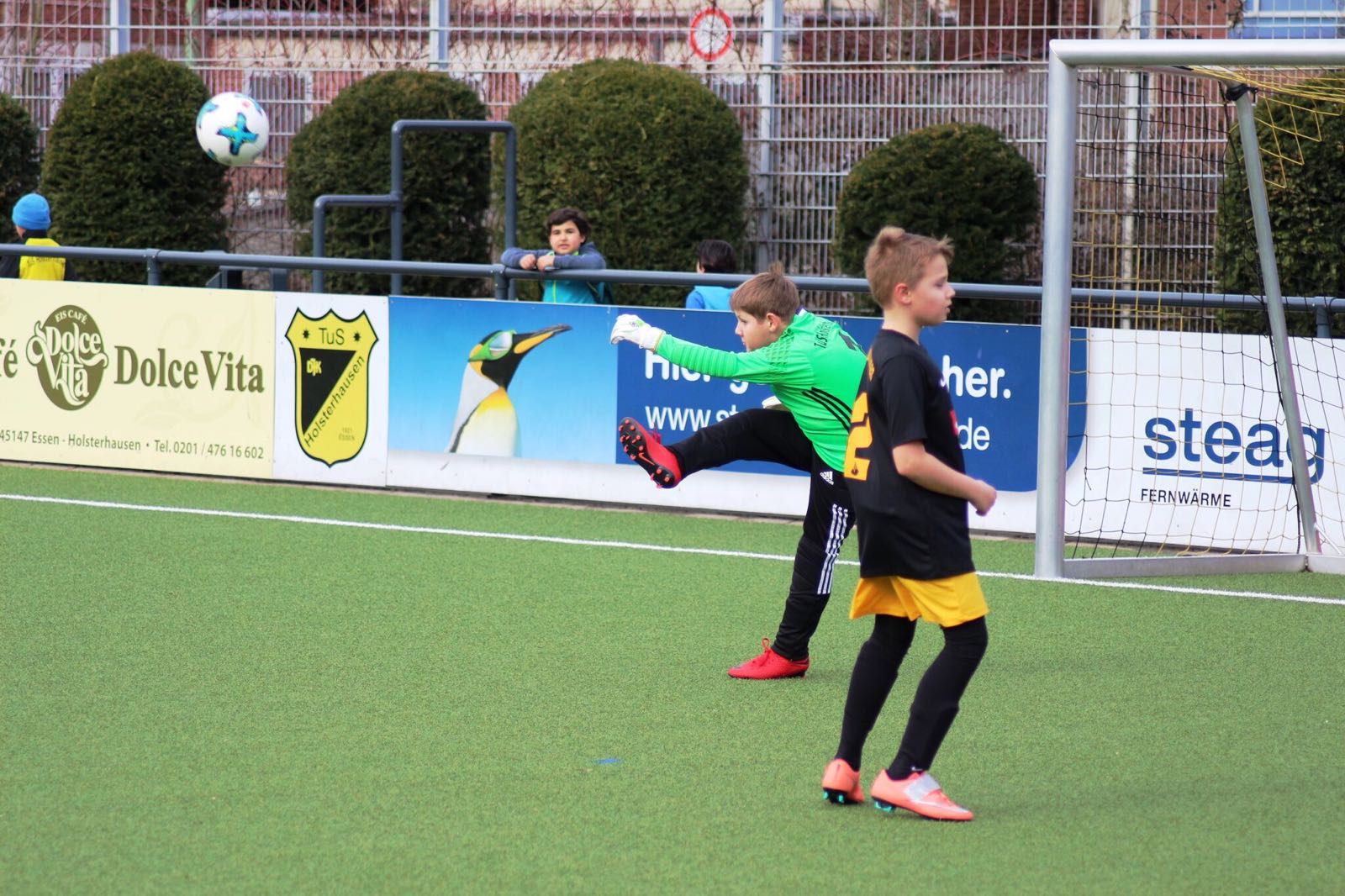 10.3.18 TuS E3 vs Steele-Eiberg  4:4 Untentschieden (Foto: M. Sterniak)