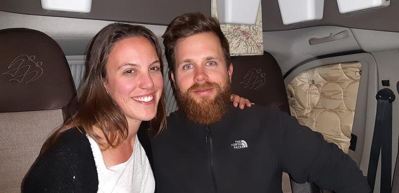 Nadia und Alex aus Zürich