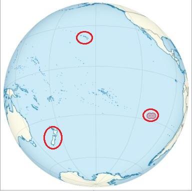 Das polynesische Dreieck