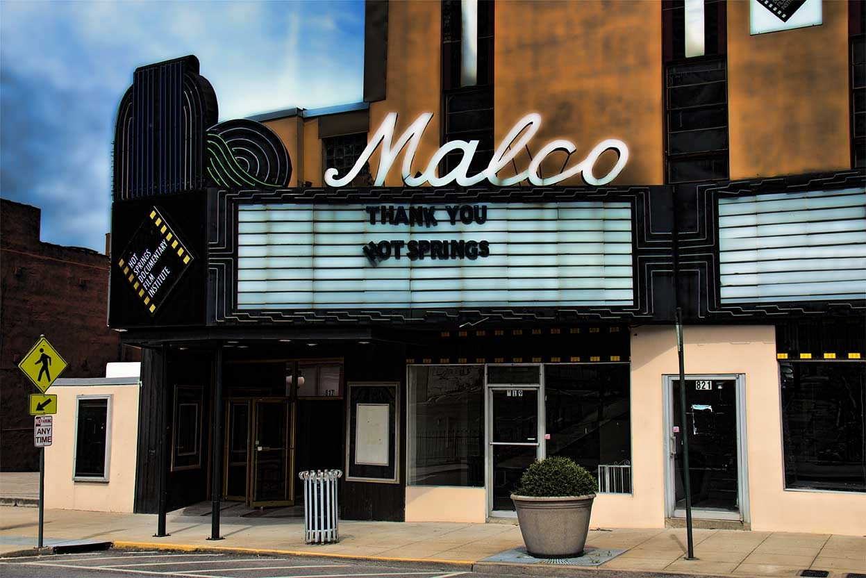 The Malco - Cinema Hot Springs, AK, USA