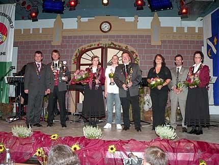 Feierlichkeiten zum 25-jährigen Jubiläum in der alten Fabrik Neurod am 23.09.2006