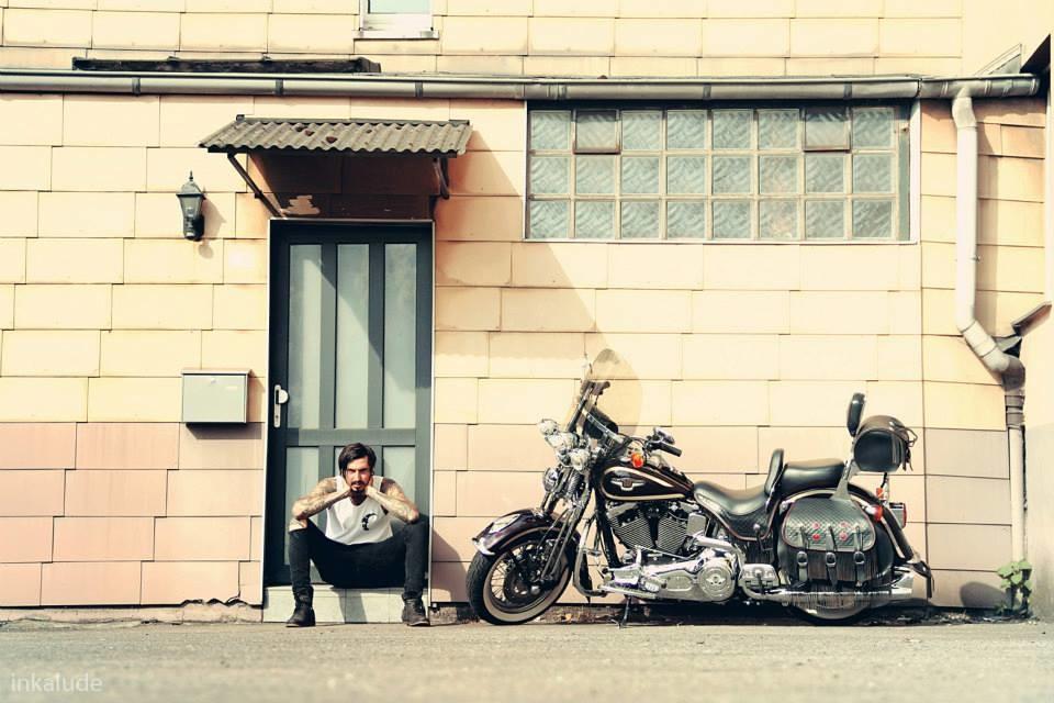 Inkalude - Harley Davidson - Summer's End