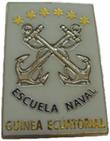 Экваториальная Гвинея. Военно-морская школа. ЦЕНА 520 руб.