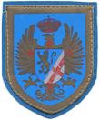 НАШИВКА. Главный штаб 5-го военного округа. ЦЕНА 200 руб.