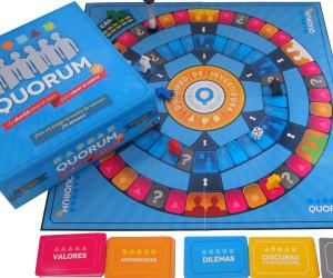 quorum juego de mesa educacion valores invertirenfamilia.com