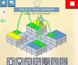 app aplicaciones gratis programación light bot