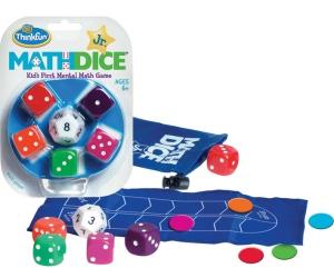comprar juego matematicas math dice juego calculo mental invertirenfamilia.com