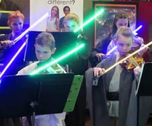 star wars con violines invertirenfamilia.com