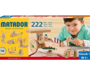comprar construcciones madera matador niños www.invertirenfamilia.com