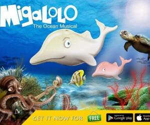 apps aplicaciones gratis migalolo animales océano