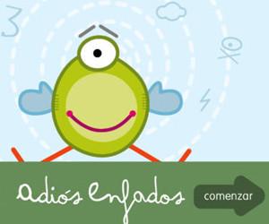 app aplicaciones gratis cuento niños adios enfados