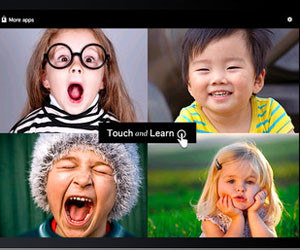 app aplicaciones gratis touch and learn emociones
