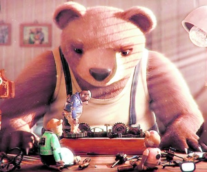 el oso cortometraje chile pinochet invertirenfamilia.com