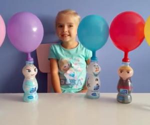 experimento para niños invertirenfamilia.com