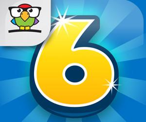 app aplicaciones gratis matemáticas 6 numbers