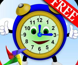 apps aplicación gratis aprende las horas reloj inglés