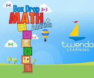 app aplicaciones gratis matemáticas box drop math
