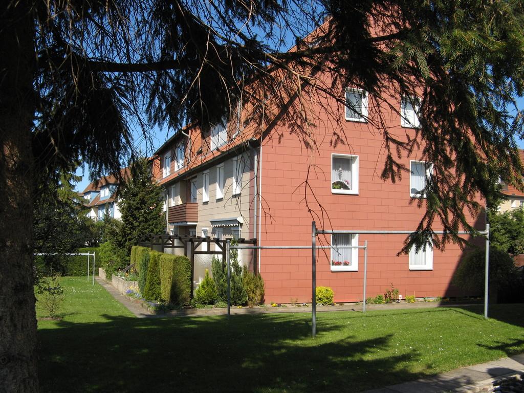 Schöppenstedter Stieg 2-4 Garten