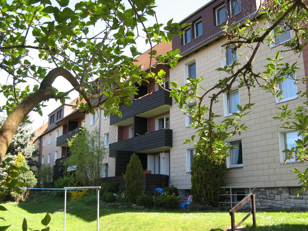Doktorkamp 13-17 Garten