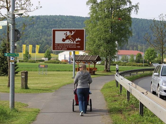 grenzenlosunterwegs Grenze Deutschland Langzeitwanderung