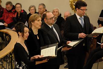 Lisa Stöhr, Kathrin Hildebrandt, Eduard Wagner,  Clemens Morgenthaler