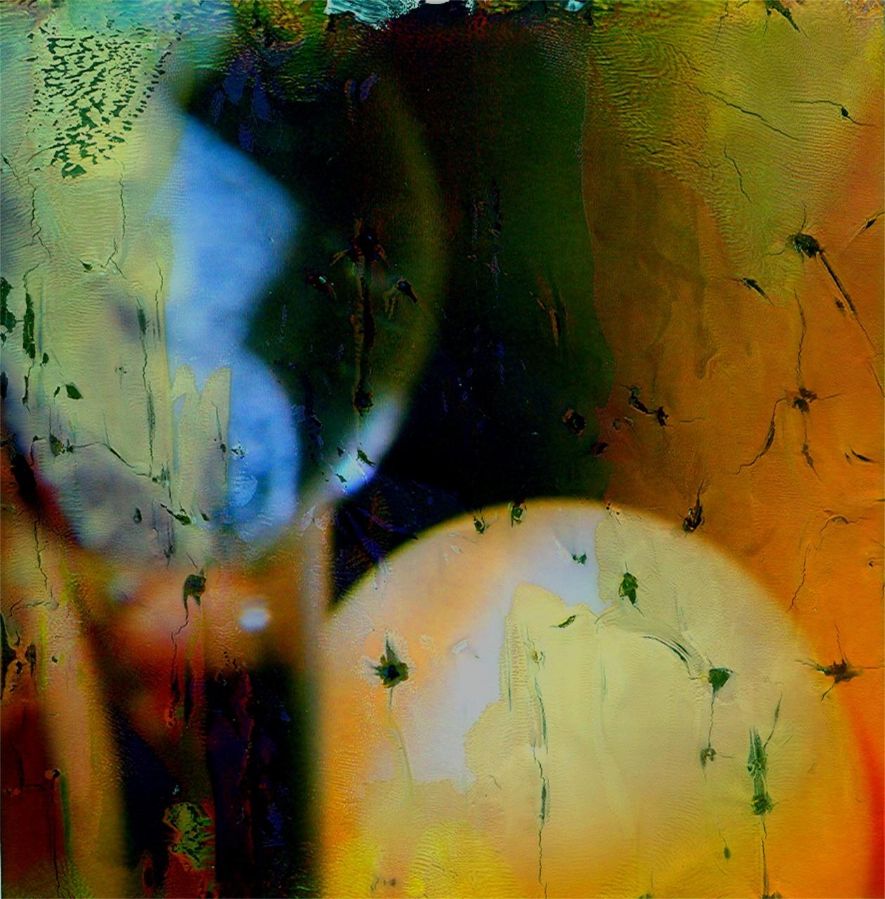 Lichtbild 30 Echter Foto-Abzug unter Acrylglas 56,8 x 58 cm