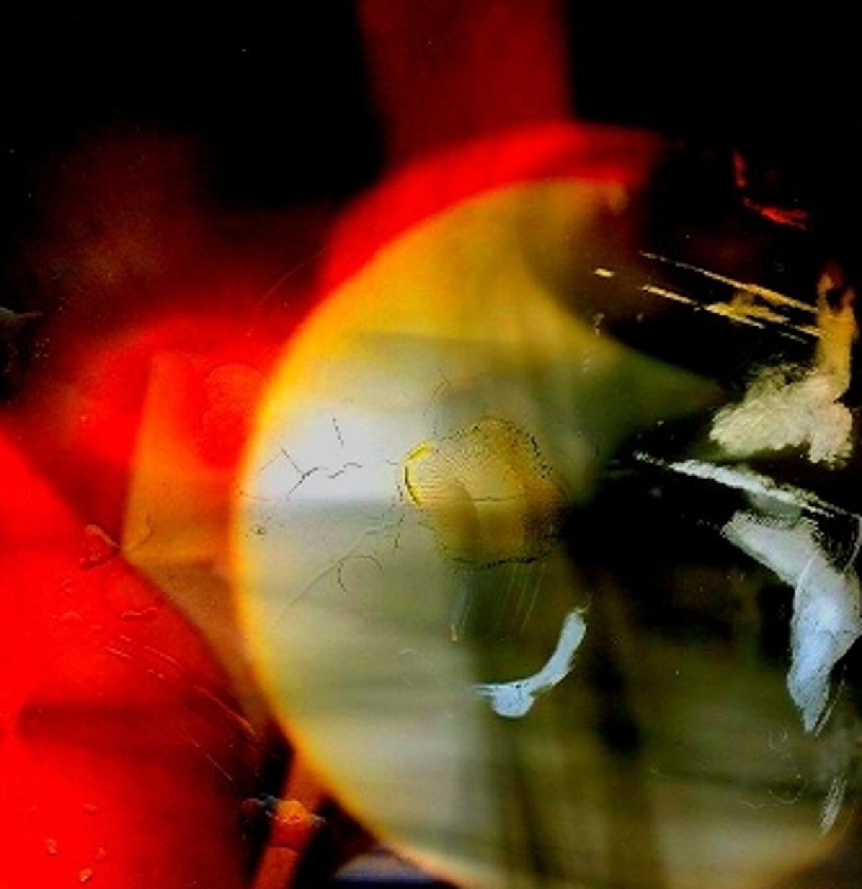 Lichtbild 1 Echter Foto-Abzug unter Acrylglas 76,3 x 78,7 cm
