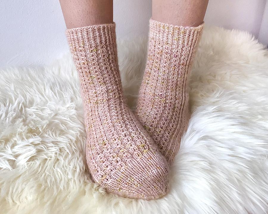 Leni & Grace Sock Pattern