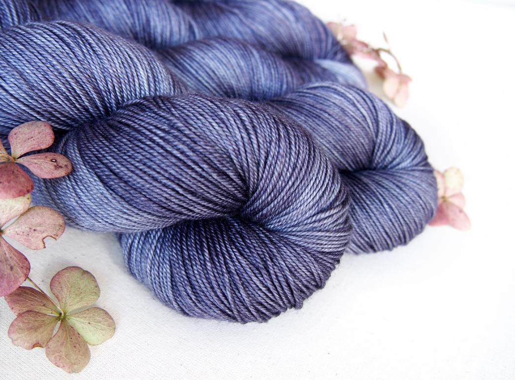 pashmina * cosmic blue