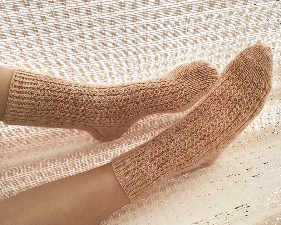 Leni & Grace Sock Pattern
