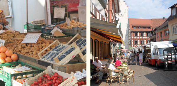 Frische Produkte aus der Region Markdorf und rund um den Bodensee