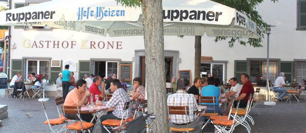 Im Herzen von Markdorf - Hotel und Gasthof  Krone