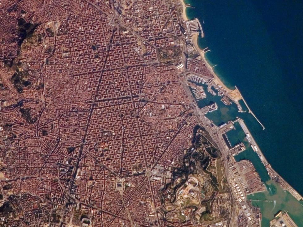 El Eixample de Barcelona, singularidad urbana mundial...