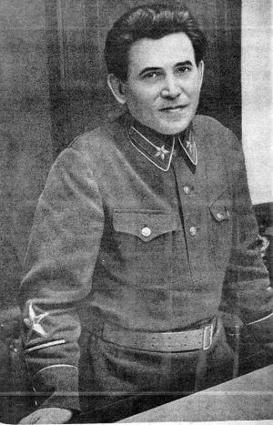 Nikolái Yezhov, el artífice del Gran Terror.