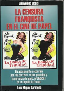 La censura que pervivirá hasta 1966 con la Ley de Prensa.