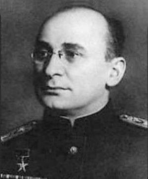 Lavrenti Beria, su segundo durante la guerra.