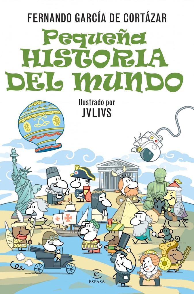 La Historia del mundo de Forges.