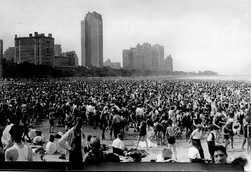Coney Island, la alegría de la playa neoyorkina.