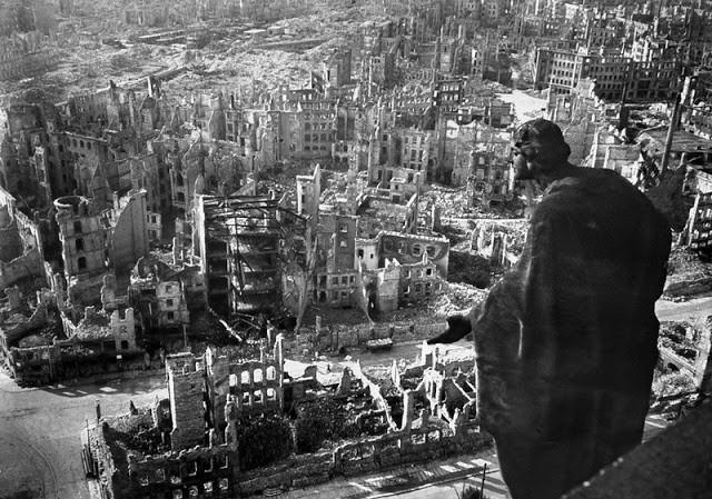 Destrucción de Berlín.
