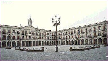 Plaza de Vitoria de Justo Antonio de Olaguíbel