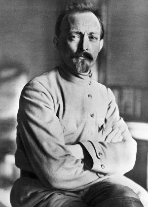 Félix Dzierzynski, el creador de la temible Cheka.