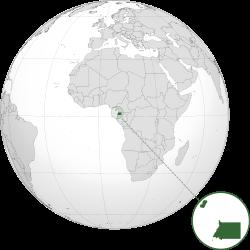 Guinea Ecuatorial adquiere su independencia. La última colonia del África Negra.12 de octubre de 1968.