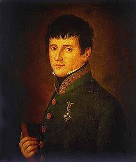Rafael del Riego lideró en España el Trienio liberal (1820-30).