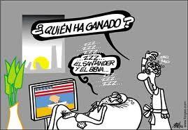 La crisis según Forges.