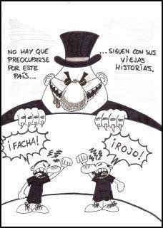 Las dos Españas.