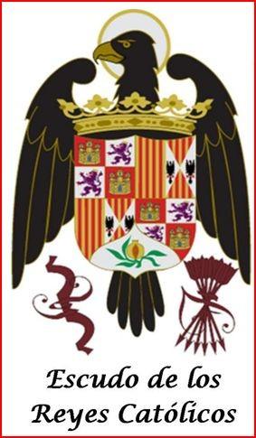 Escudo real de los RR.CC.