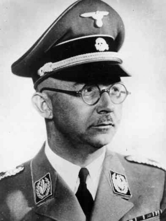 Heinrich Himmler, Jefe de las SS