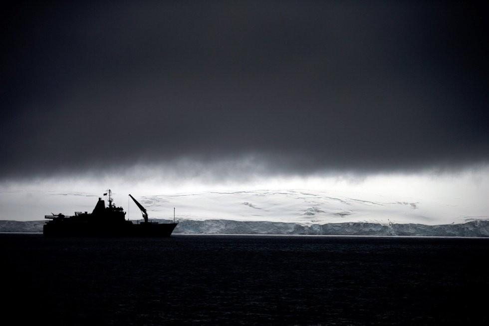 Islas Shetland del Sur.